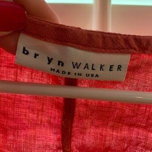 bryn Walker Tops - Bryn Walker High Low Tank Size Mediim